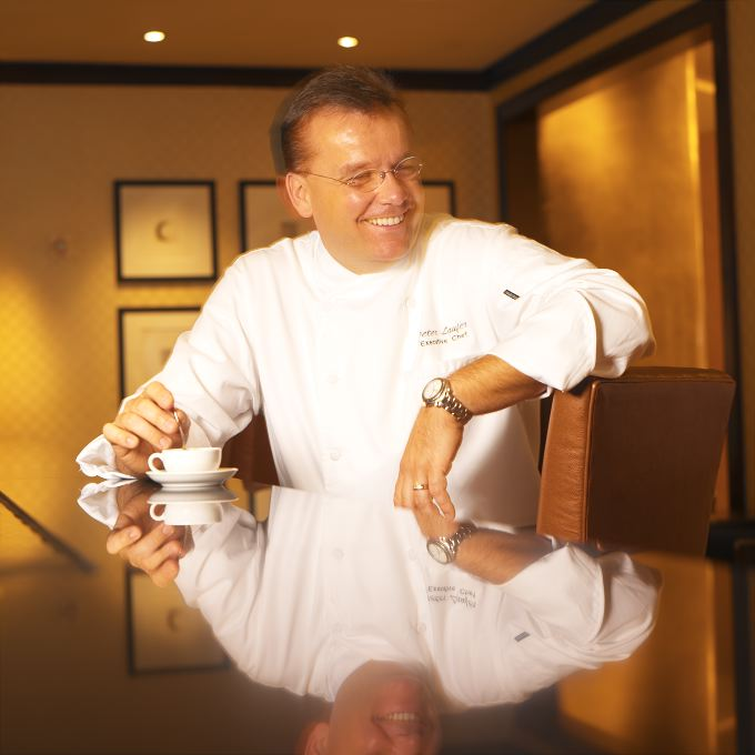 chef peter laufer