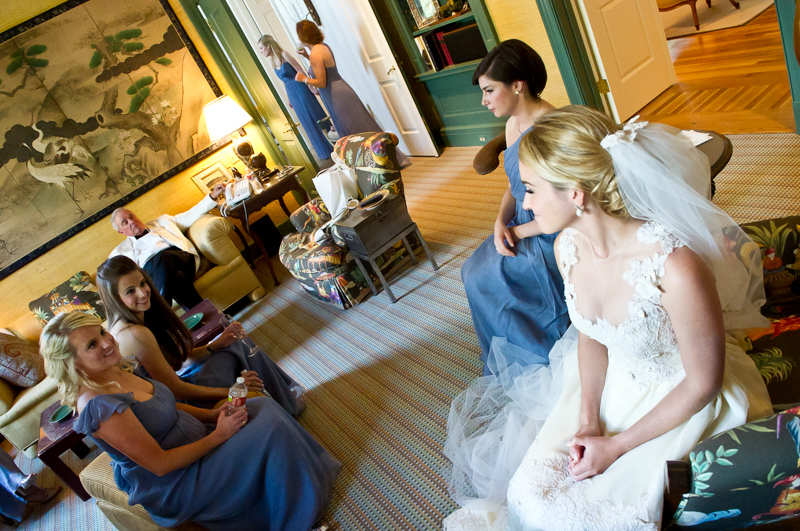 Bride Whole Party