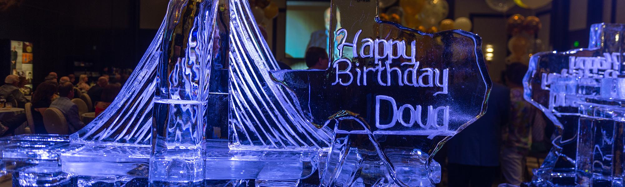 Doug Pitcock Birthday Banner