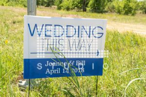 Bill and Joanne Wedding